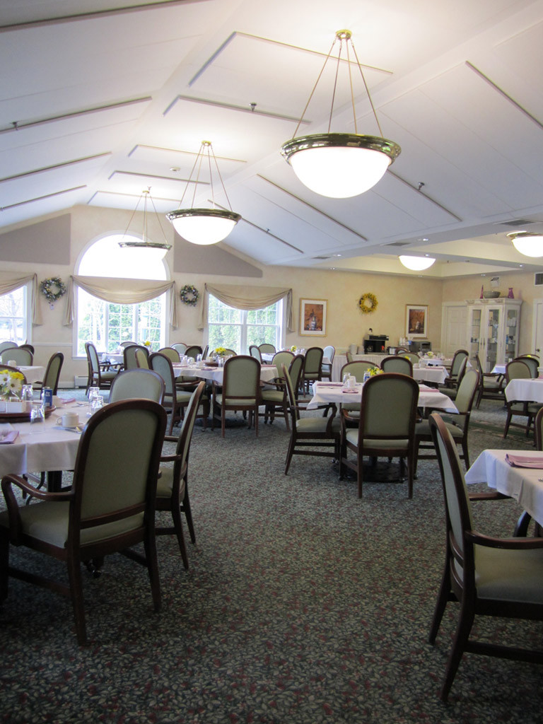 The Gables Dining Room